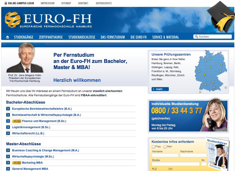 euro fh Hamburg